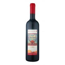 """Cappella SAnt'Andrea, Toscana Rosso """"Serreto"""" IGT, 2015"""