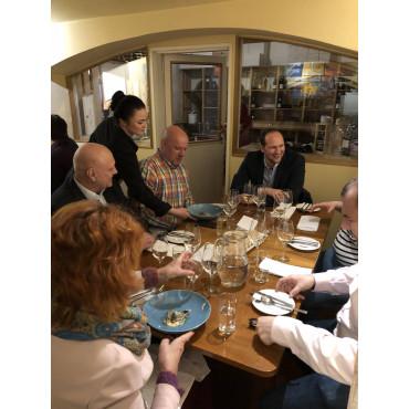 Večeře s australskými víny Calabria Family Wines