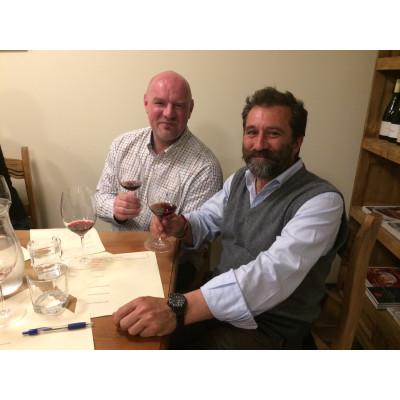 Degustace s vinařem - Nicolo de Ferarri - Boscarelli