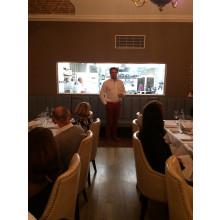 Degustační večeře v restauraci Hotelu Smetana