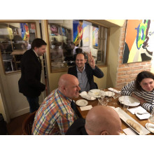 Degustační večeře s Mikem Fischerem