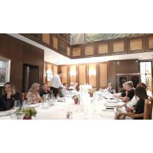 Degustační večeře v hotelu Palace
