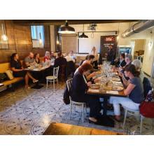 Degustační večeře v restauraci Meet & Beer - Vinařství pod Radobýlem