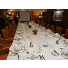 Gourmet restaurant v hotelu Palace