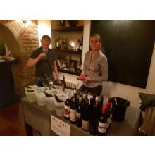 Hanka měla na strosti stůl se španělskými a novosvětskými víny