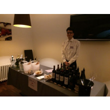 Honzík a vína z Francie :-)