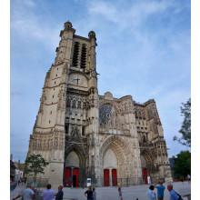 Katedrála v Troyes