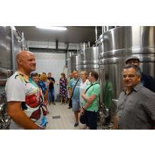 Návštěva vinařství Jean Dumangin